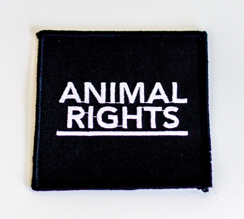 Animal Rights patch