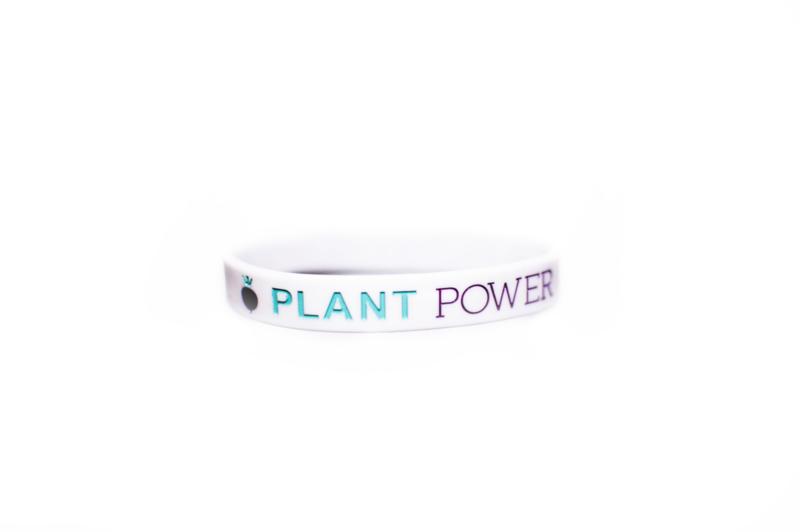 Polsbandje kindermaat 'Plant Power'