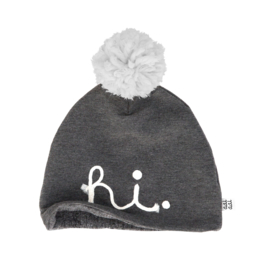 Winterbeanie HI - grey