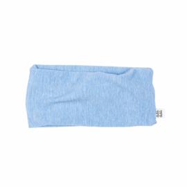 sjaal RIB - denim