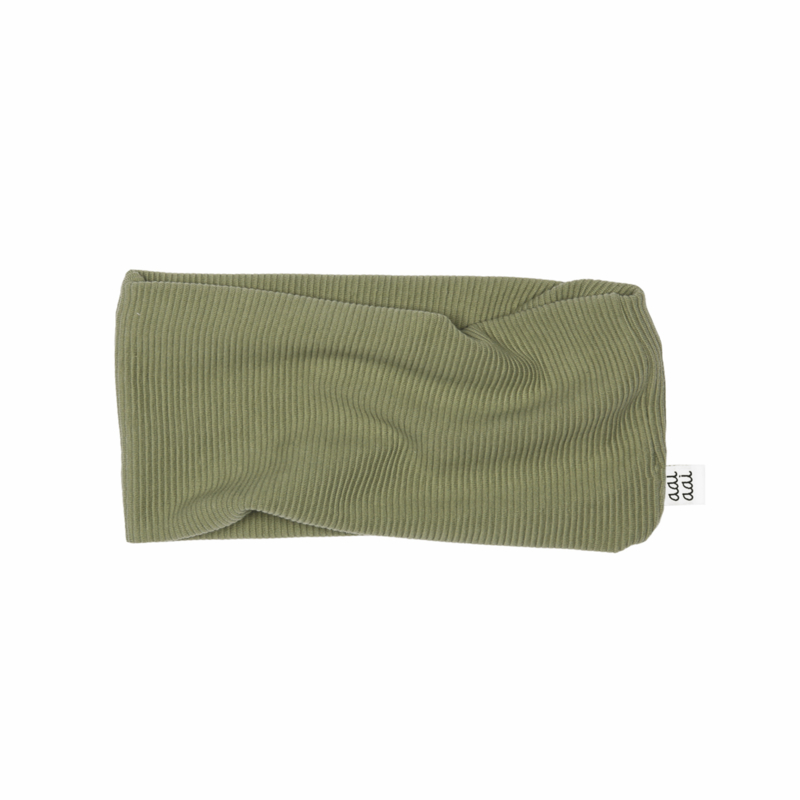 sjaal RIB - olive