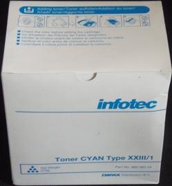Type XXIII/1 Cyan