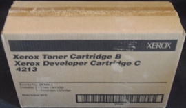 4213 Toner + Developer (B)