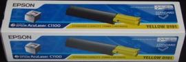 Aculaser C1100 Yellow