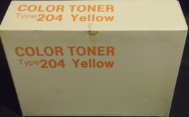 Type 204 Yellow