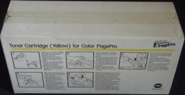 Color PagePro Yellow (B)
