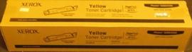 Phaser 6300 Yellow HC metered