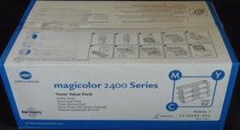 Magicolor 2400 Value Pack HC (B)