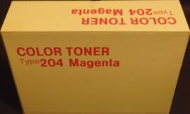 Type 204 Magenta