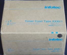 Type XXXI/1 Cyan