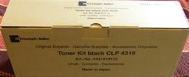 CLP 4316 Black (B)