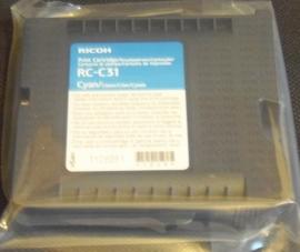 G7500 Cyan RC-C31