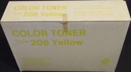 Type 206 Yellow