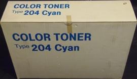 Type 204 Cyan
