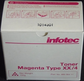 Type XX/4 Magenta