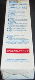Konica 7728 Toner Magenta