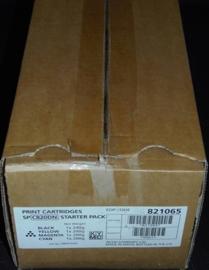 SP C820DN Starter Value Pack