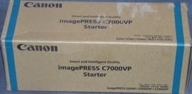 ImagePRESS C7000VP Starter Cyan (B)