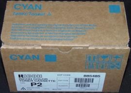 Type P2 Cyan