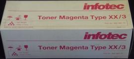 Type XX/3 Magenta