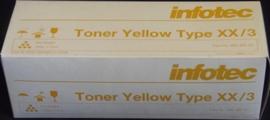 Type XX/3 Yellow