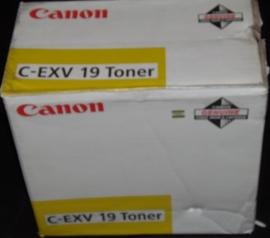 C-EXV19 Yellow (B)