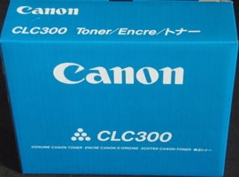 CLC 300 Cyan
