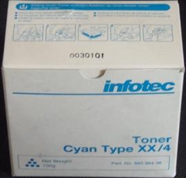 Type XX/4 Cyan