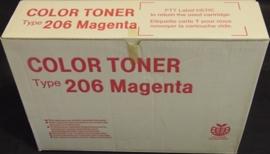 Type 206 Magenta