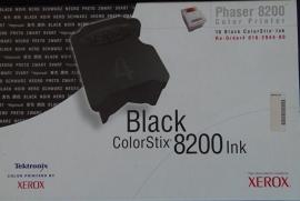 Phaser 8200 Black