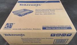 Phaser 340 Maintenance Tray
