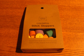 Coco Knits Colorful Stitch stoppers