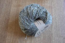 Geilsk Tweed Licht Mosgroen