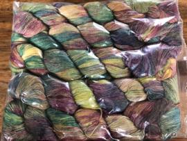 Malabrigo babysilkpaca lace Arco Iris