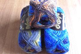 Silk Garden Sock Tropico