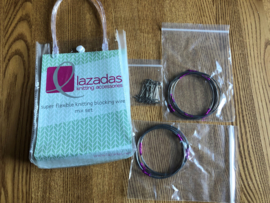 Lazadas Mix flexible blocking set