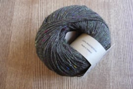 Geilsk Tweed Donker Mosgroen