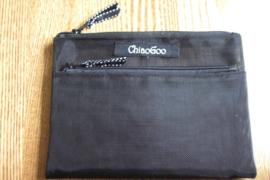 Accessory pouch - black mash