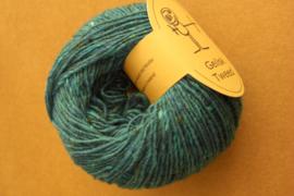 Geilsk Tweed Turquoise