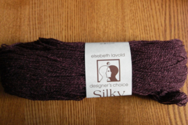 Silky Wool Aubergine