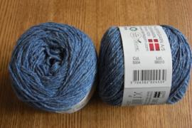 Organic Trio Jeans Blauw