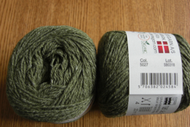 Organic Trio Donker groen