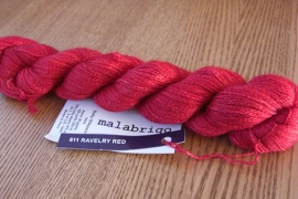 Malabrigo Baby Silkpaca Lace Ravelry Red