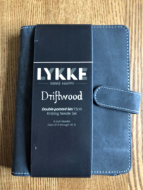 "Lykke Driftwood double-pointed 6""/15cm Set"