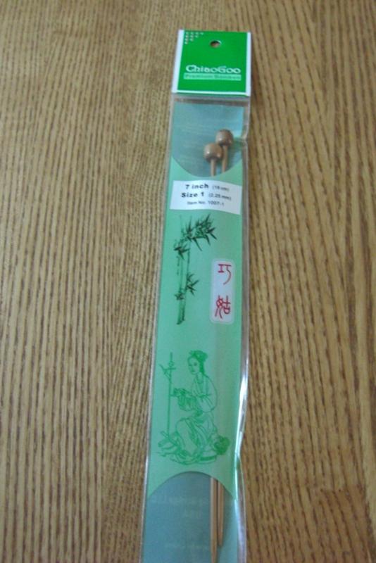 ChiaoGoo Bamboe 18cm/2.25mm