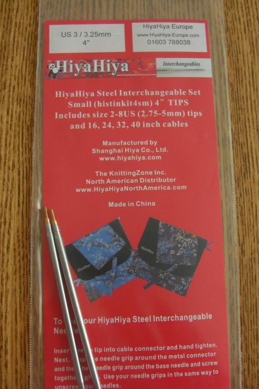 """Steel tips 5""""/2.75mm"""