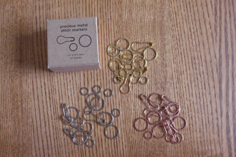 Coco Knits 54 Precious Metal Stitch Markers
