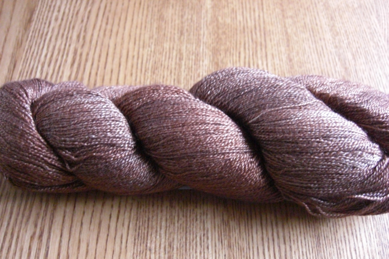 Gleem Lace Copper Tones