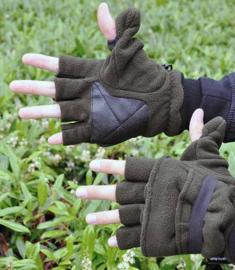 Handschoenen Ultimate Freedom Fleece Gloves Eagle size M-L, STEALTH GEAR