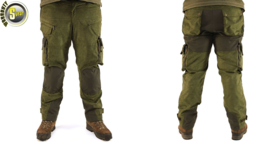 Extreme Trouser model 2N Forest Green  Size S 32, STEALTH GEAR